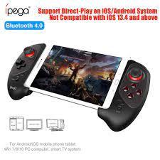 Tay Cầm Chơi Game IPEGA 9083S Pubg Bộ Điều Khiển Tay Cầm Chơi Game Không  Dây Android Joystick Dành Cho iPhone iPad Joypad Cho Game Android Bluetooth  Hỗ Trợ IOS