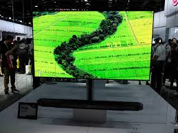lg wallpaper tv. hands-on preview: lg signature w7 wallpaper oled television - home theatre pc \u0026 tech authority lg tv
