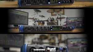 NAMM 2019: начались продажи пяти новых <b>аудиоинтерфейсов</b> ...