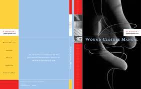 Wound Closure Manual Ethicon