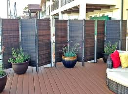 wooden garden screening patio privacy screen free standing garden screen privacy screens for home elegant patio