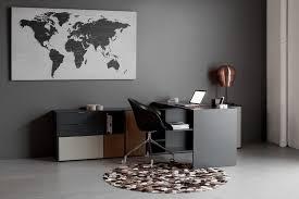 designer home office desk. Copenhagen - Danish Designer Home Office Desk Sydney Black D
