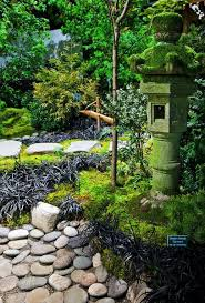 Interesting Small Japanese Garden With Pond Pictures Design Ideas