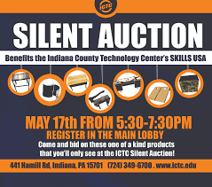 What Is Silent Auction Silent Auction And Adult Ed Enrollment Event Ictc