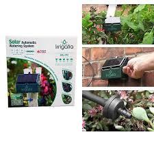 irrigatia solar powered sol c12 automatic watering system