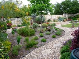 Amazing Small Backyard Landscaping Ideas No Grass Images Decoration  Inspiration