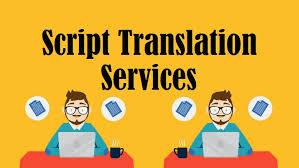 Script Translation Services In Delhi India Uae Mumbai