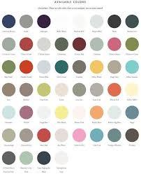 Amy Howard Paint Chart