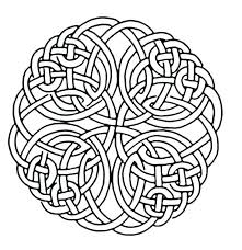 Easy Mandala Coloring Book Coloring Page Libraries