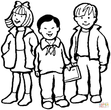 Small Picture Child Coloring Pages Children Color Pages Free Printable For Kids