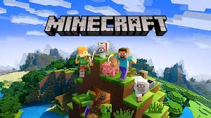 minecraft xbox one edition minecraft characters and s standing on a hillside in a minecraft