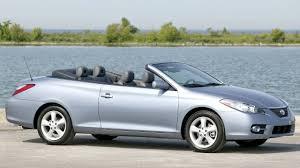 Toyota Camry Solara Convertible '06 2006–06 2009 - YouTube