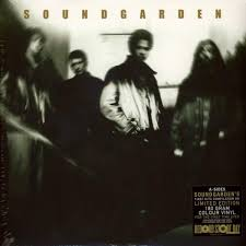 <b>Soundgarden A-Sides 2</b> Vinyl LP RSD 2018 green black smok limited