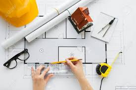 Business Architecture Building Construction And People Concept