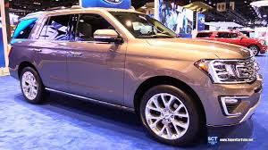 2018 ford expedition. wonderful 2018 2018 ford expedition limited  exterior interior walkaround debut at  2017 chicago auto show youtube in ford expedition
