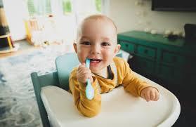 Khẩu Phần Ăn Dặm Của Bé Bao Nhiêu Là Đủ - Hurray Moms- Bí Quyết Giúp Mẹ  Nuôi Con Dễ Dàng