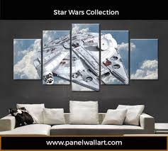 fullsize of calm products 3136791 5c panel wall art star wars falcon canvas prints panelwallart star  on star wars canvas panel wall art with calm products 3136791 5c panel wall art star wars falcon canvas