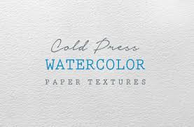 Find over 100+ of the best free paper mockup images. Cold Press Watercolor Paper Textures Wegraphics