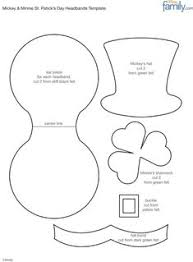 Shamrock Templates Printable | Shamrock Template | Crafts ...
