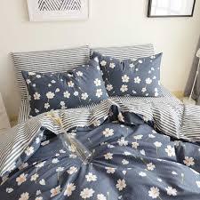 Blue Pattern Duvet Cover Amazing Design
