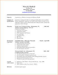 Healthcare Professional Resume Sample Free Resume Example And