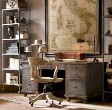 masculine home office. Awesome Masculine Home Office Design Ideas 34