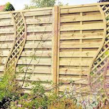climbers wall wood fence