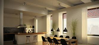 loft lighting ideas. The Tall Windows Brightly Light This Loft Space During The Day While  Pendant Lights And Spotlights Are Used At Night Lighting Ideas