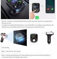 XẢ KHO] Tẩu Sạc Xe Hơi Hyundai QC 3.0 Thiết Bị Sạc Đa Tính Năng Trên Ô Tô  Kết Nối Bluetooth Vừa Nghe Nhạc Vừa Sạc Điện Thoại Sử Dụng Với Các