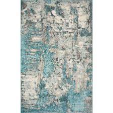 watercolor area rug