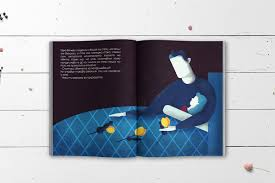 Children S Book Graphic Design Childrens Book Illustrations On Student Show