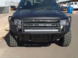 Buy 2010-2014 Ford Raptor Rancher Front Bumper at RaptorParts.com ...