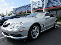 2004 Used Mercedes-Benz SL-Class SL 500 Roadster at Expert Auto ...