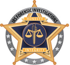 IRS | Forensic Investigations - Logo & Mission Statement