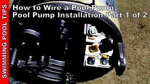 trend of hayward super ii pump wiring diagram source pictures hayward super ii pump wiring diagram how to wire a pool installation part 1 of