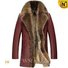 custom fur lined coats