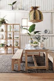 Dining Room Pendant Light View In Gallery Large Pendant Light In A Tropical Dining Room