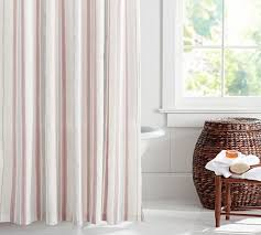 Bradley Stripe Shower Curtain