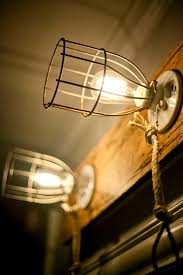 upcycled pallet light fixture