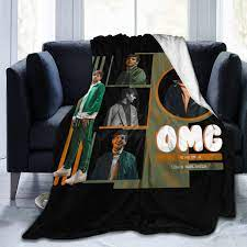 Amazon.com: SineRich Louis Tomlinson Blanket Plush Bed Couch Blanket  Ultra-Soft Micro 60