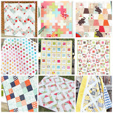 Free Quilt Patterns using Charm Packs! | SEWING TUTORIALS - HOME ... & Charm quilt Adamdwight.com