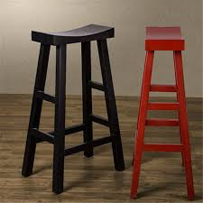 wood saddle stool awesome whole bar stools aliexpress hand made solid wood chair stool saddle