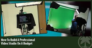 how to create a video how to create a professional home video studio