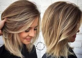Coiffure Femme 2018 Cheveux Mi Long