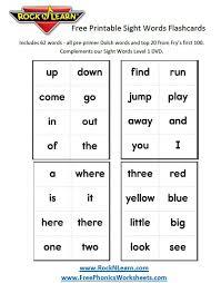 11 best Sight Words - Preschool, Kindergarten and 1st Grade images ...