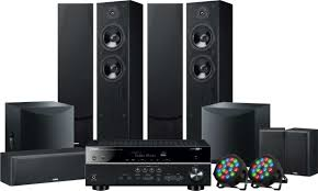 home theater yamaha. yamaha livestage7400 home theatre package with htr-5071 av receiver theater