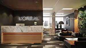 3d office design. 3D Renderings For Office Interior View01 3d Design N