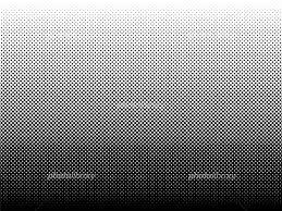 ハーフトーン ドット グラデーション イラスト素材 5774518 フォト