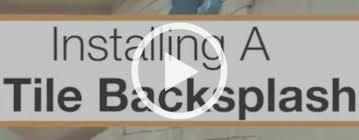 refresh your kitchen with a diy backsplash