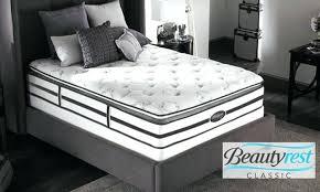 Unique Beautyrest Pillow Top Mattress For Pillow Top Queen Mattress